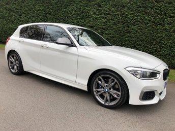 2016 BMW 1 SERIES 3.0 M140I 5d AUTO 335 BHP £SOLD