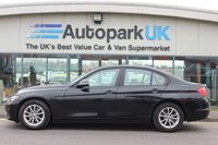 2014 BMW 3 SERIES 2.0 320D EFFICIENTDYNAMICS BUSINESS 4d AUTO 161 BHP £10895.00
