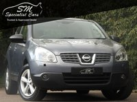 USED 2008 58 NISSAN QASHQAI 2.0 TEKNA DCI 4WD 5d AUTO 148 BHP ONLY 34K FROM NEW A/C VGC