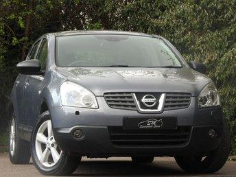 2008 NISSAN QASHQAI 2.0 TEKNA DCI 4WD 5d AUTO 148 BHP £6990.00