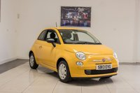 USED 2013 13 FIAT 500 1.2 POP 3d 70 BHP MAY 2020 MOT & Just Been Serviced