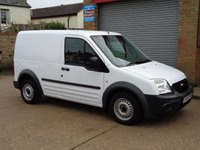 2010 FORD TRANSIT CONNECT 1.8 T200 LR 1d 75 BHP £4225.00