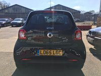 USED 2015 65 SMART FORFOUR 1.0 NIGHT SKY PRIME PREMIUM 5d 71 BHP