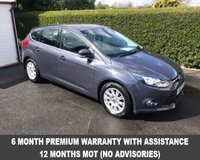 USED 2011 61 FORD FOCUS 1.6 TITANIUM 5d 124 BHP LOVELY EXAMPLE OF THIS FORD FOCUS 1.6 TITANIUM PETROL IN STUNNING MIDNIGHT SKY GREY PEARL SPEC TO INCLUDE DAB RADIO BLUETOOTH PHONE SYNC CRUISE CONTROL REAR PARK ASSIST