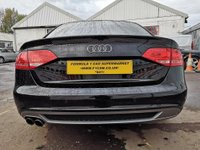 USED 2012 12 AUDI A4 2.0 TDI Black Edition 4dr BLACK EDITION+S LINE!!