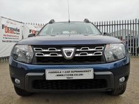 USED 2016 16 DACIA DUSTER 1.6 16v Ambiance (s/s) 5dr LOW MILES+1 OWNER