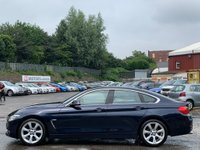 USED 2015 15 BMW 4 SERIES 2.0 420d Luxury Gran Coupe (s/s) 5dr Xenons/SportSeats/KeyLess/AUX