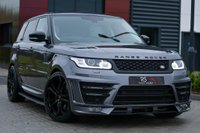 USED 2014 64 LAND ROVER RANGE ROVER SPORT 4.4 SD V8 Autobiography Dynamic 4X4 (s/s) 5dr NAV+PAN ROOF+CAMERA