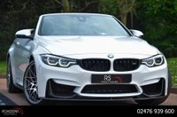 2018 BMW M4 3.0 (Competition Pack) M DCT (s/s) 2dr £48990.00