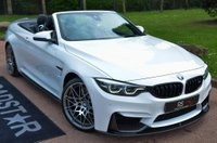 2018 BMW M4 3.0 (Competition Pack) M DCT (s/s) 2dr £46990.00