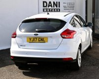 USED 2017 17 FORD FOCUS 1.5 TDCi Zetec Edition Powershift (s/s) 5dr *1 OWNER*SATNAV*PARKING AID*