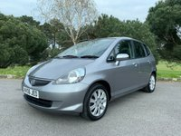 USED 2006 06 HONDA JAZZ 1.3 DSI SE 5d AUTO 82 BHP NICE CONDITION 5 DOOR AUTOMATIC TAKEN IN P/X BY US DRIVES SPOT ON!!!!!!