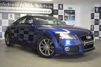 USED 2012 62 AUDI TT 1.8 Sport TFSI 2dr Manual Coupe 2 FORMER KEEPERS with 9 SERVICE STAMPS & 12 MONTHS MOT
