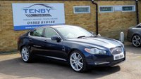 USED 2009 JAGUAR XF 3.0 V6 S PREMIUM LUXURY 4d 275 BHP