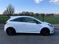 USED 2015 65 VAUXHALL CORSA 1.2 LIMITED EDITION 3d 69 BHP