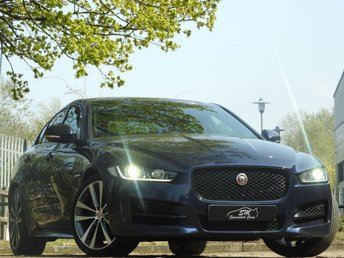 2015 JAGUAR XE 2.0 R-SPORT 4d AUTO 178 BHP £12450.00