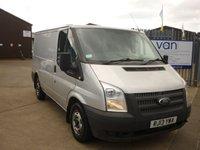 2013 FORD TRANSIT 2.2 280 LR 1d 124 BHP £3995.00