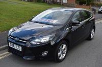 2012 FORD FOCUS 1.6 ZETEC TDCI 5d 113 BHP £5499.00