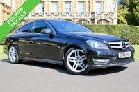 USED 2012 61 MERCEDES-BENZ C CLASS 2.1 C250 CDI BLUEEFFICIENCY AMG SPORT 2d 204 BHP
