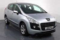USED 2013 13 PEUGEOT 3008 1.6 HDI ACTIVE 5d 115 BHP 2 LADY OWNERS From New with SERVICE HISTORY