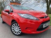 2012 FORD FIESTA 1.2L EDGE 5d 59 BHP £4495.00