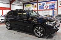 USED 2016 16 BMW X5 3.0 XDRIVE40D M SPORT 5d AUTO 309 BHP
