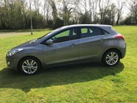 USED 2013 63 HYUNDAI I30 1.6 STYLE NAV BLUE DRIVE CRDI 5d 126 BHP **EXCELLENT FINANCE PACKAGES AVAILABLE**1 OWNER FROM NEW**FULL STAMPED SERVICE HISTORY**FREE ROAD TAX**
