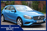 USED 2015 65 MERCEDES-BENZ A CLASS 1.5 A180 CDI SPORT EDITION 5d 107 BHP