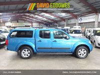 "USED 2005 55 NISSAN NAVARA 2.5 AVENTURA DCI 4X4 SHR SWB D/C 174 BHP DOUBLE CAB PICK UP ""YOU'RE IN SAFE HANDS"" - AA DEALER PROMISE"