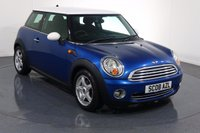USED 2008 08 MINI HATCH COOPER 1.6 COOPER 3d 118 BHP ONE LADY OWNER From New with 8 Stamp SERVICE HISTORY