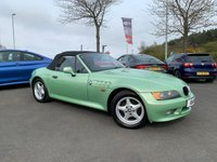 USED 1999 BMW Z3 1.9 Z3 CONVERTIBLE FULL SERVICE HISTORY, ALLOYS, 12 MONTHS MOT