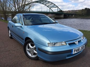 View our VAUXHALL CALIBRA