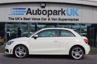 2012 AUDI A1 1.6 TDI S LINE 3d 105 BHP £6995.00