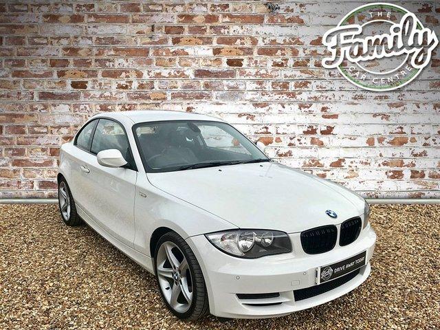2011 51 BMW 1 SERIES 2.0 118D SPORT 2d 141 BHP