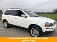 USED 2009 59 VOLVO XC90 2.4 D5 SE AWD 5d 185 BHP Fantastic history recorded at 8136,17632,24012,32736,41336,50047 (Timing belt replaced),61530,71054 and 80107 miles.