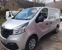 USED 2015 64 RENAULT TRAFIC 1.6 SL27 BUSINESS PLUS ENERGY DCI S/R P/V 1d 120 BHP