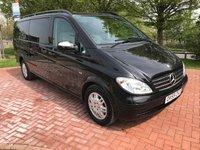 2009 MERCEDES-BENZ VIANO 3.0 CDI EXTRA LONG AMBIENTE 5d AUTO 202 BHP £13990.00
