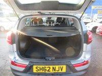 USED 2012 62 KIA SPORTAGE 1.7 CRDI 1 5d 114 BHP