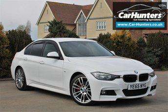 2015 BMW 3 SERIES 3.0 330D M SPORT 4d AUTO 255 BHP £18395.00