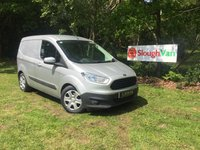 2015 FORD TRANSIT COURIER 1.5 TREND TDCI 75PS AIR CON £6495.00