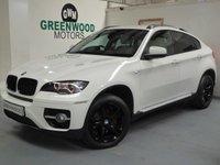 2011 BMW X6 3.0 XDRIVE30D 4d AUTO 241 BHP £13990.00