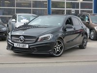 USED 2015 15 MERCEDES-BENZ A CLASS 2.1 A220 CDI AMG NIGHT EDITION 5d AUTO 168 BHP