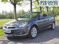 USED 2009 09 VAUXHALL ASTRA 1.8 TWIN TOP SPORT 3d 140 BHP