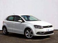 USED 2015 15 VOLKSWAGEN POLO 1.2 SEL TSI 5d 109 BHP One of the Lowest Priced Example's in the Country! Stunning Example......