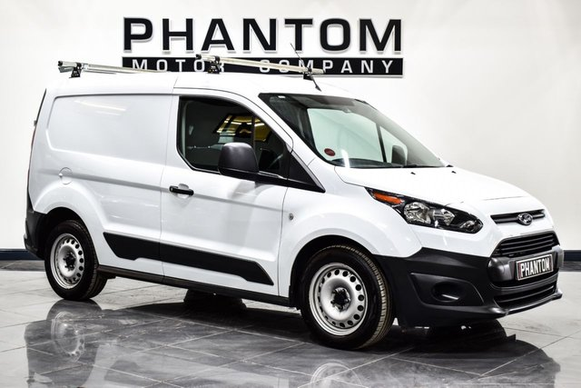USED 2017 66 FORD TRANSIT CONNECT 1.0 200 TREND P/V 1d 100 BHP
