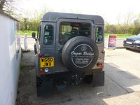 USED 2011 60 LAND ROVER DEFENDER 2.4 90 TD XS STATION WAGON 3d 121 BHP 28000 MILES,TWO PRIVATE OWNERS
