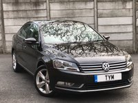 2012 VOLKSWAGEN PASSAT 2.0 SE TDI BLUEMOTION TECHNOLOGY 4d 139 BHP £4995.00