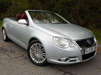 2006 VOLKSWAGEN EOS 2.0 FSI 2d 148 BHP £SOLD