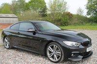 2014 BMW 4 SERIES 2.0 420D M SPORT 2d AUTO 181 BHP £15995.00