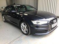 2014 AUDI A6 2.0 TDI ULTRA S LINE 4d AUTO 188 BHP £14500.00